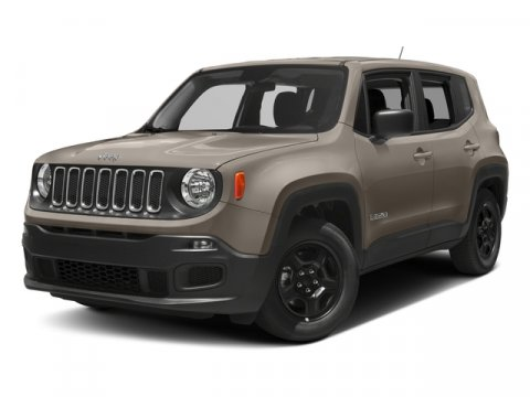 2018 Jeep Renegade Sport photo