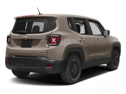 2018 Jeep Renegade Altitude photo