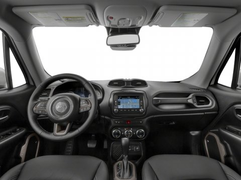 2018 Jeep Renegade Limited photo