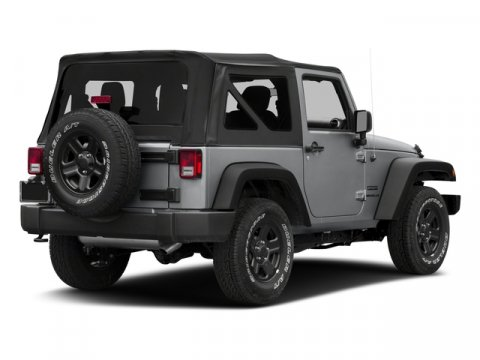 2018 Jeep Wrangler Sport photo