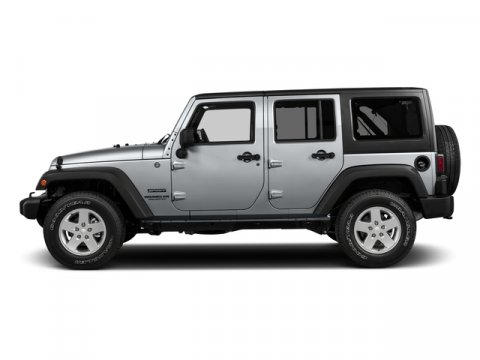 The 2018 Jeep Wrangler Unlimited Sport