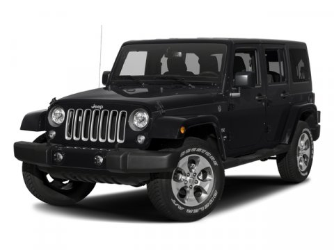 2018 Jeep Wrangler Unlimited Sahara photo