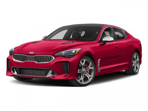 2018 Kia Stinger GT photo
