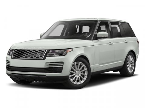 2018 Land Rover Range Rover HSE images