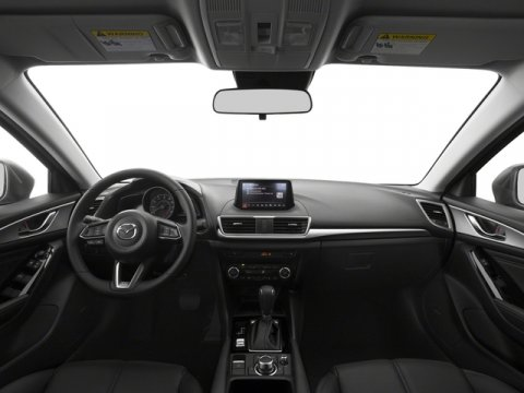 2018 Mazda MAZDA3 4-Door Touring photo