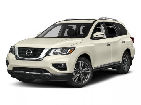 2018 Nissan Pathfinder Platinum photo