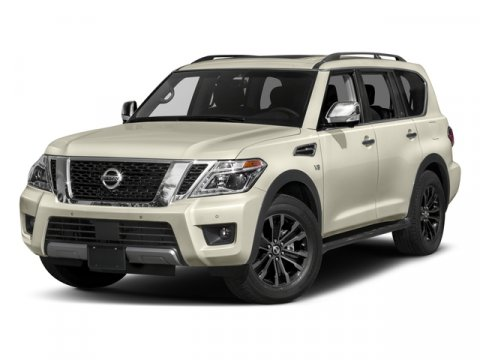 2018 Nissan Armada Platinum photo