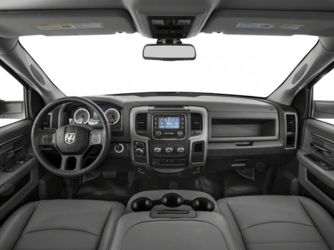 The 2018 RAM RSX Tradesman