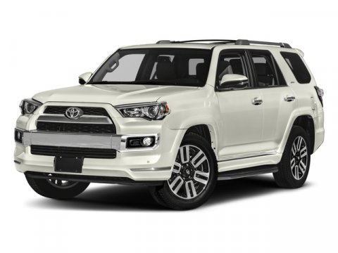 2018 Toyota 4Runner Limited images