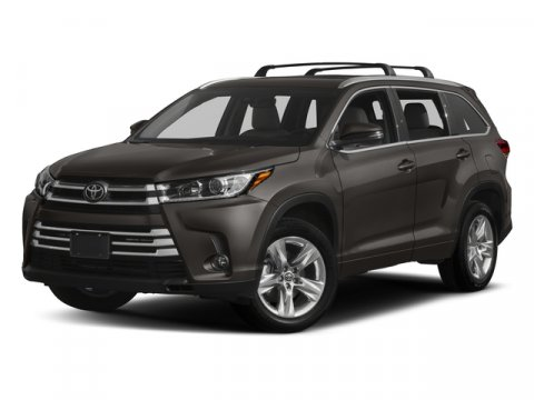 2018 Toyota Highlander Limited Platinum images