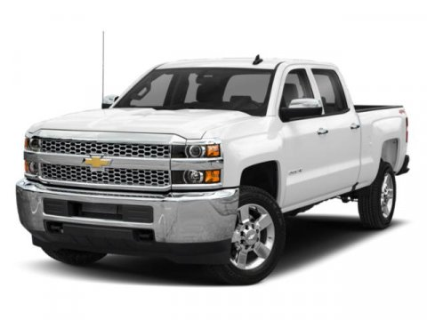 2019 Chevrolet Silverado 2500HD LT photo