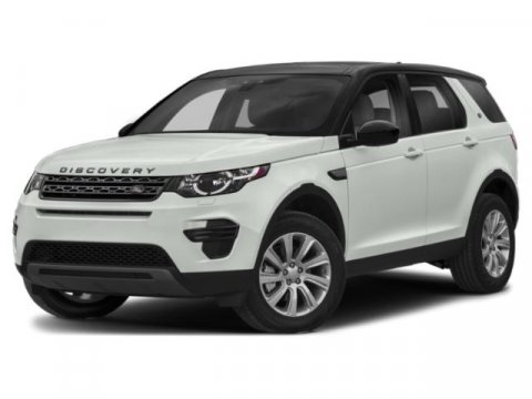2019 Land Rover Discovery Sport SE photo