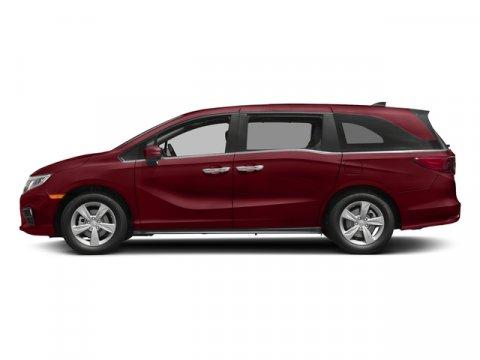 2018 Honda Odyssey EX-L images