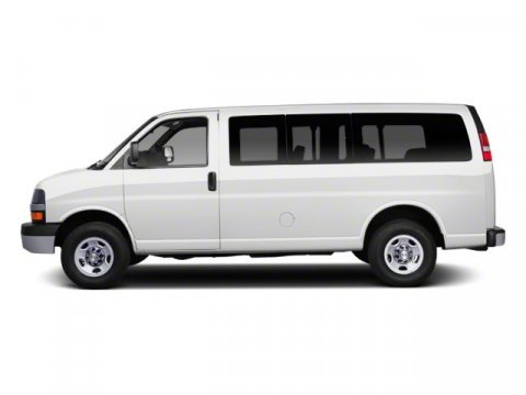 The 2012 Chevrolet Express 3500 LT 3500 photos