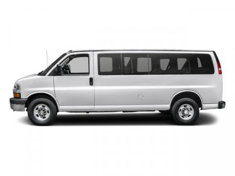 2017 Chevrolet Express Passenger LT photo