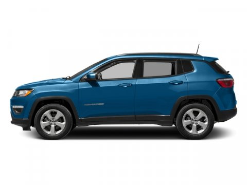 The 2017 Jeep Compass Limited photos