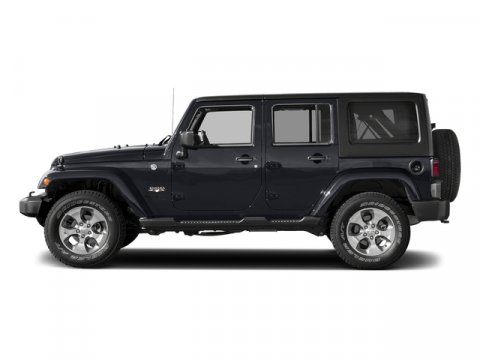 2017 Jeep Wrangler Unlimited Sahara photo