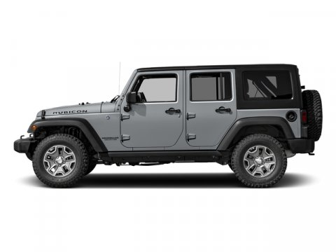 The 2017 Jeep Wrangler Unlimited Rubicon