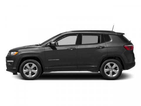 The 2018 Jeep Compass Limited photos