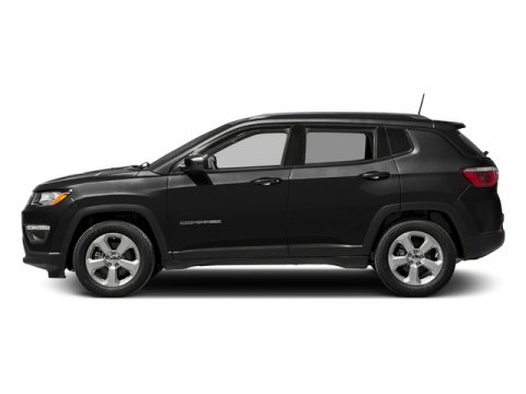 The 2018 Jeep Compass Latitude