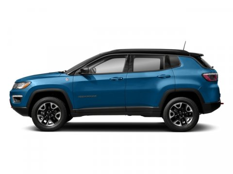 The 2018 Jeep Compass Trailhawk photos