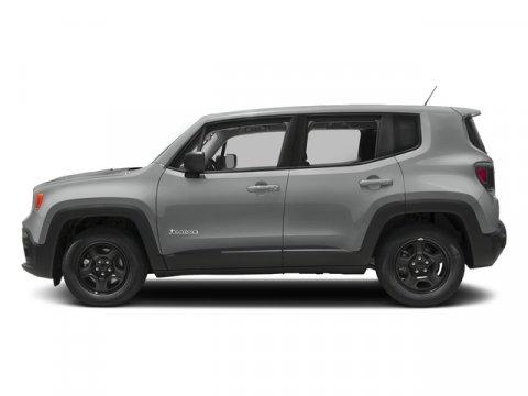 The 2018 Jeep Renegade Latitude photos