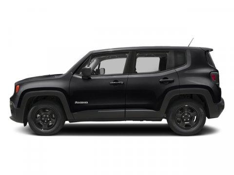 The 2018 Jeep Renegade Altitude photos
