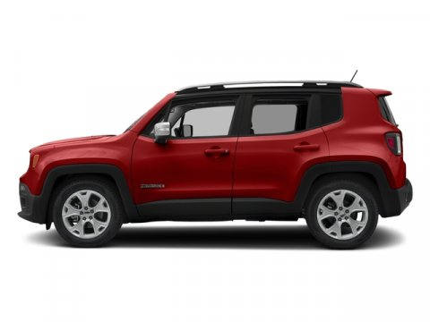 The 2018 Jeep Renegade Limited photos
