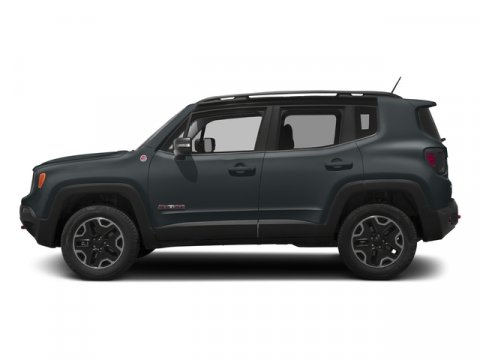 The 2018 Jeep Renegade Trailhawk photos