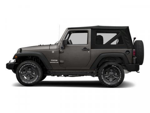 The 2018 Jeep Wrangler Sport photos