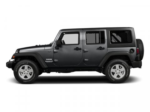 The 2018 Jeep Wrangler Unlimited Sport photos