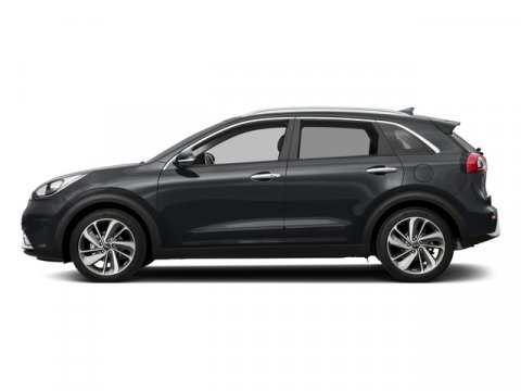 The 2018 Kia Niro EX photos