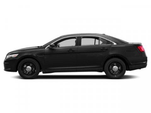 2019 Ford Taurus Police Interceptor photo