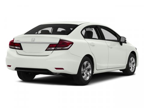2014 Honda Civic LX photo