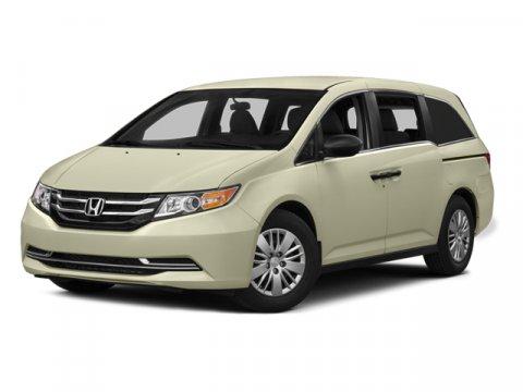 2014 Honda Odyssey LX photo