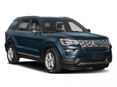 2018 Ford Explorer Platinum photo