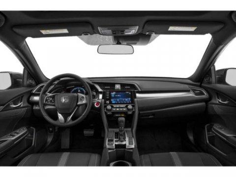 2019 Honda CIVIC HATCHBACK EX photo