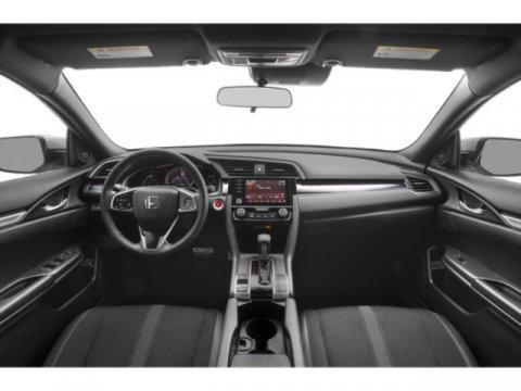 2019 Honda CIVIC HATCHBACK Sport photo