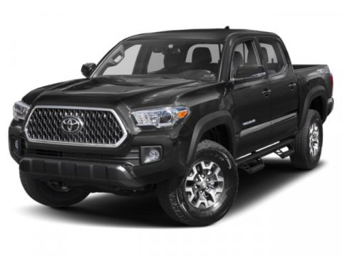 The 2019 Toyota Tacoma 4WD TRD Off Road photos