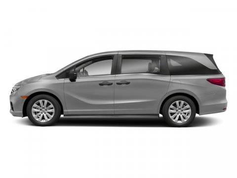 The 2018 Honda Odyssey LX photos