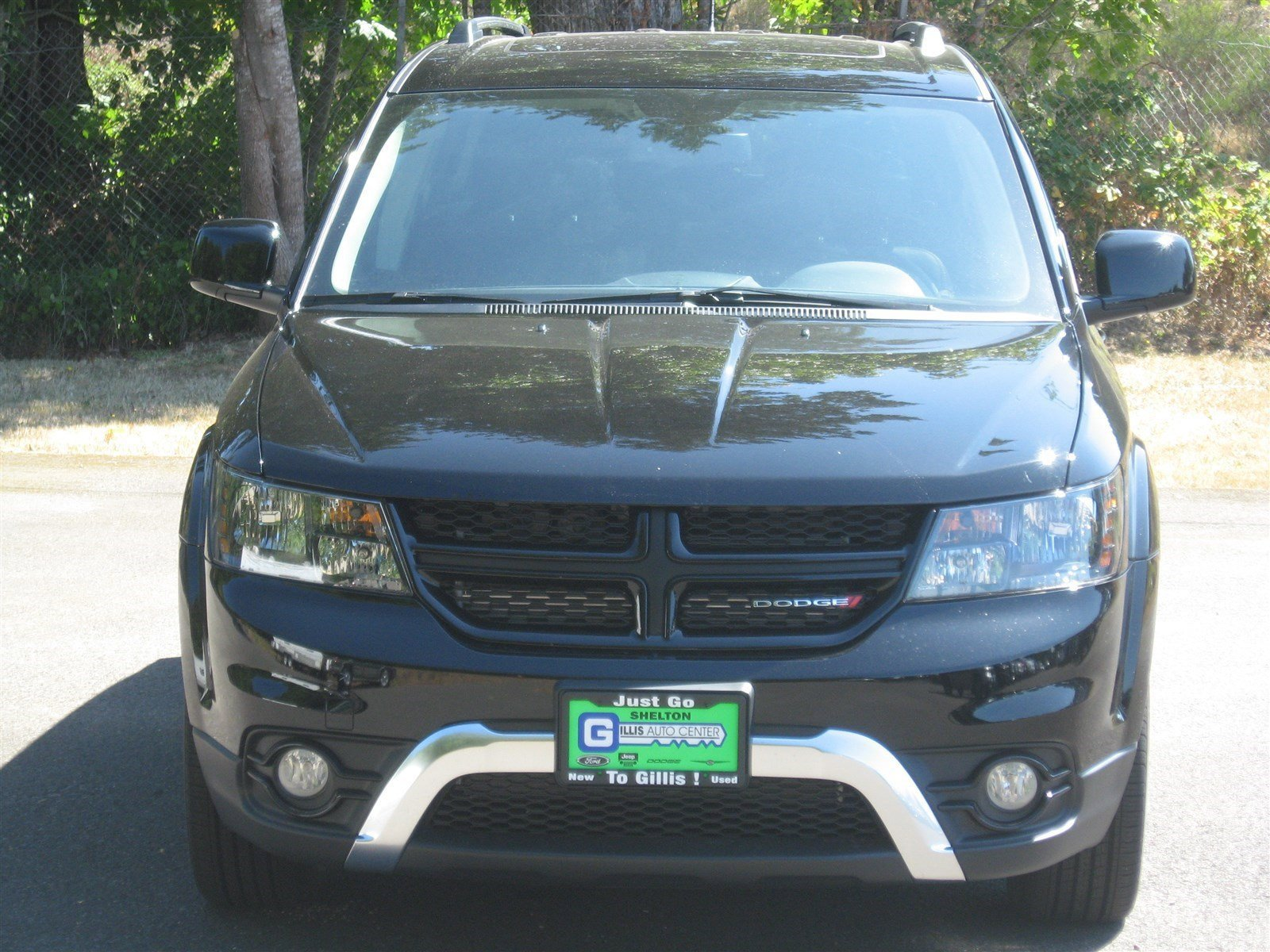 New 2016 Dodge Journey AWD 4dr Crossroad Plus