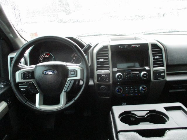 Used 2017 Ford F-150 Lariat 4WD SuperCrew 5.5' Box