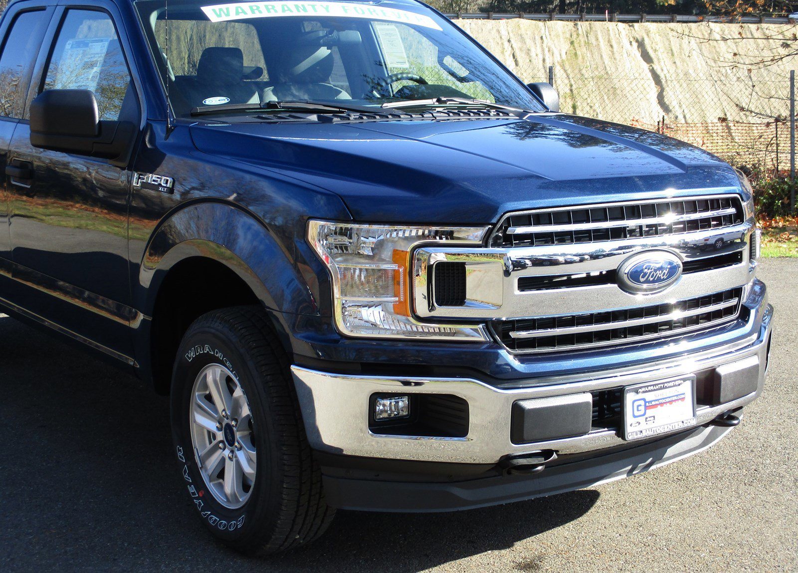 New 2019 Ford F-150 XLT 4WD SuperCab 6.5' Box