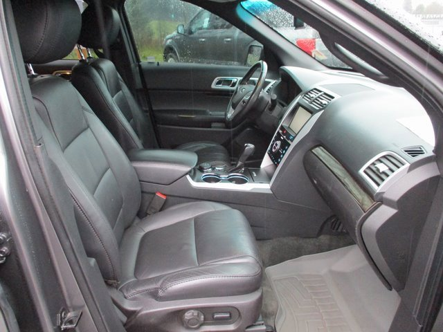 Used 2014 Ford Explorer 4WD 4dr Limited