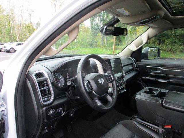 Used 2020 Ram 1500 Laramie 4x4 Crew Cab 6'4 Box
