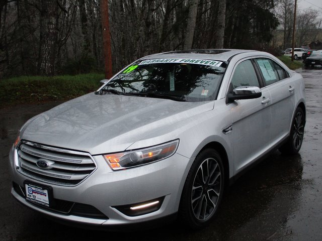 Used 2019 Ford Taurus Limited AWD