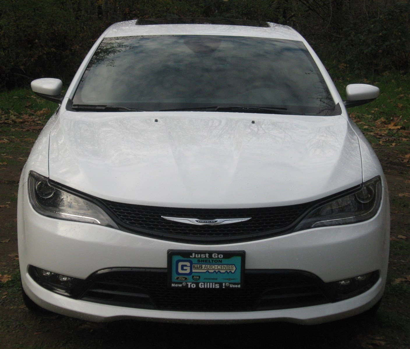 New 2016 Chrysler 200 4dr Sdn S FWD
