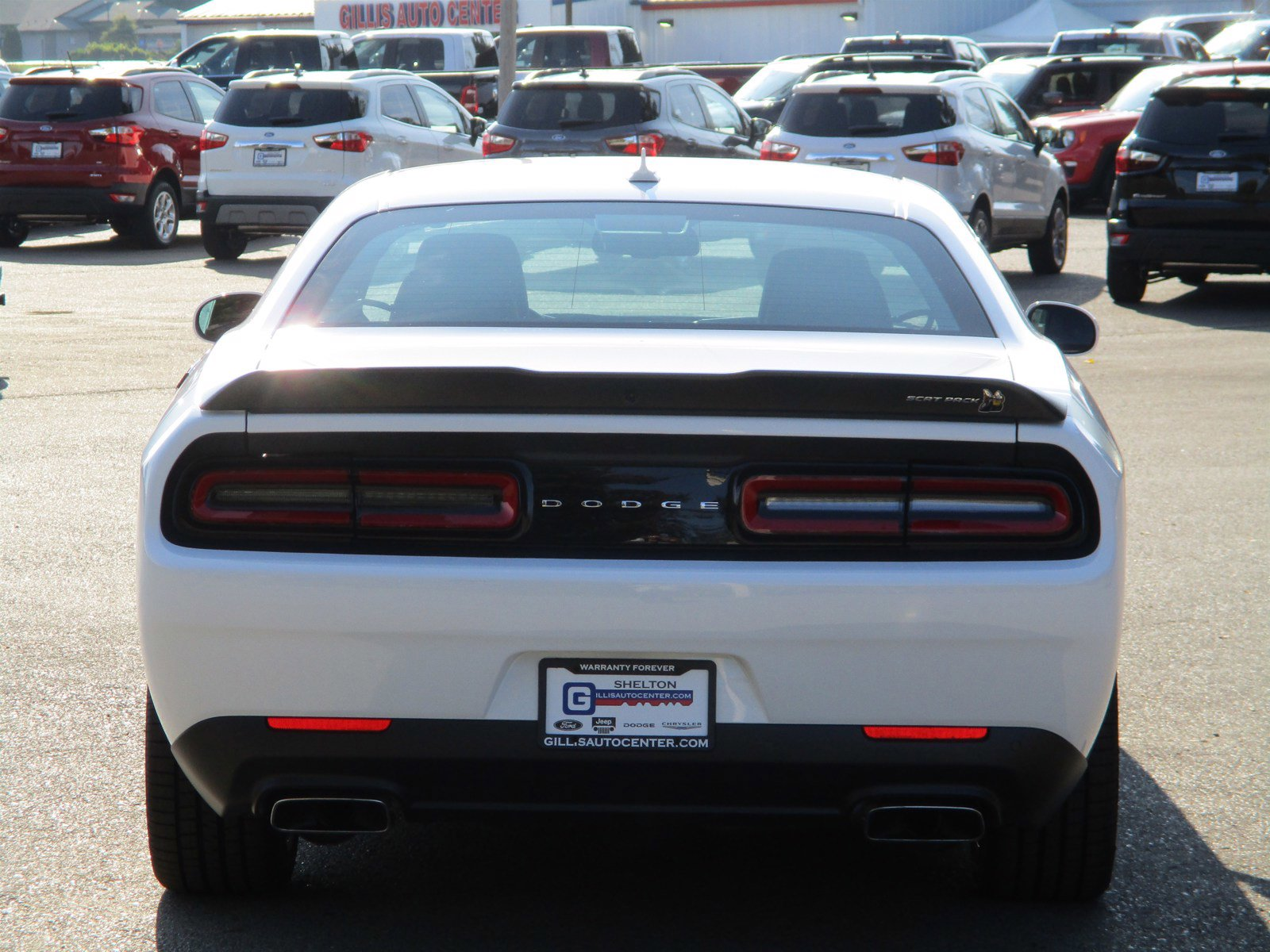 New 2020 Dodge Challenger R-T Scat Pack RWD