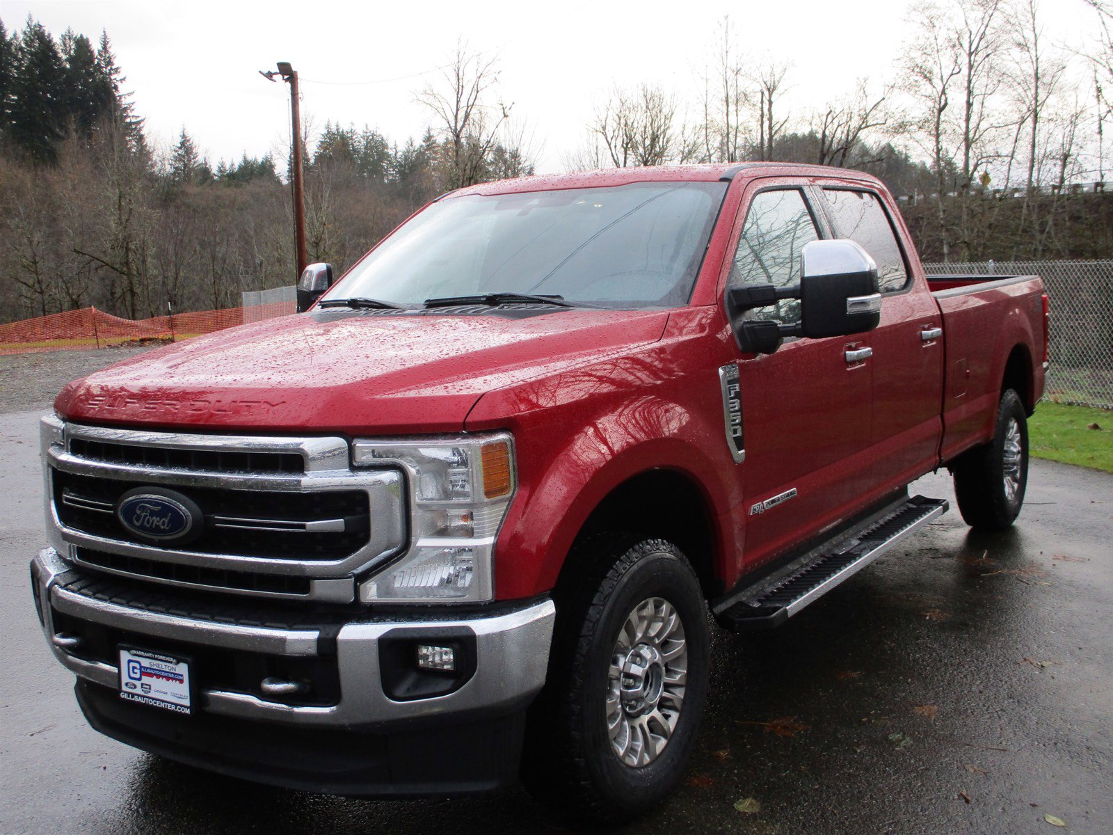 New 2020 Ford Super Duty F-350 SRW