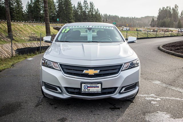 Used 2017 Chevrolet Impala 4dr Sdn LS w-1FL